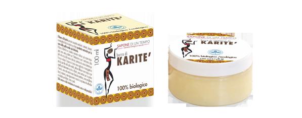 burro di karite sapone di un tempo